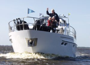 Veilig en ontspannen op het water met de vaartrainingen van SSH-Boating
